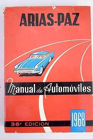 Manual de automóviles: Arias-Paz