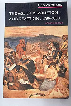 The age of revolution and reaction: 1789-1850