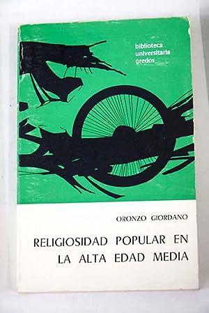Religiosidad popular en la alta edad media: Giordano, Oronzo