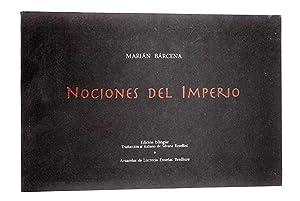 Nociones del imperio: Nozioni sull' impero : Bárcena, Marián