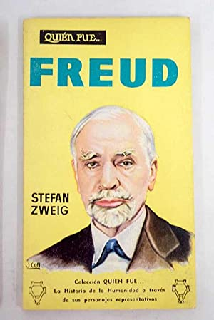 Sigmund Freud: Zweig, Stefan