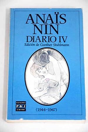 Diario IV (1944-1947): Nin, Anais