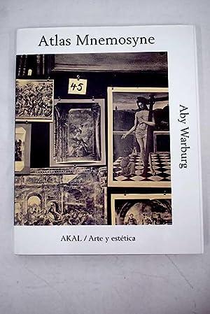 Atlas Mnemosyne: Warburg, Aby Moritz