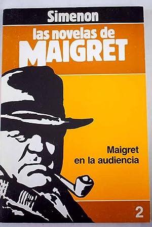 Maigret en la audiencia: Simenon, Georges