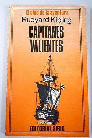 Capitanes valientes: Kipling, Rudyard