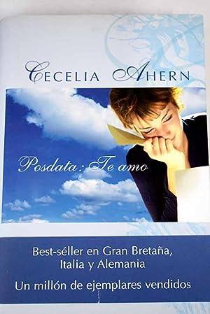 Posdata, te amo: Ahern, Cecelia