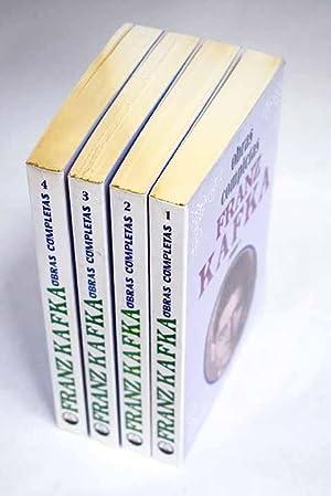Obras completas: Kafka, Franz