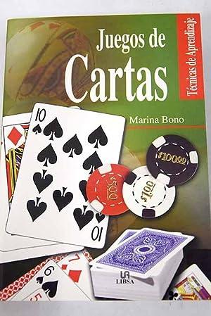 Marina Bono Juegos Cartas Iberlibro
