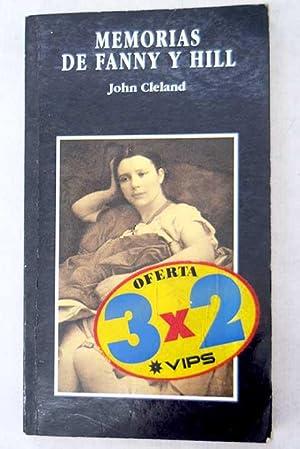 Memorias de Fanny y [sic] Hill: Cleland, John
