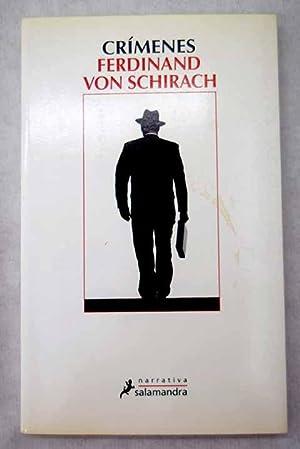 Crímenes: Schirach, Ferdinand von