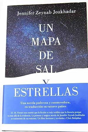 Un mapa de sal y estrellas: Joukhadar, Jennifer Zeynab