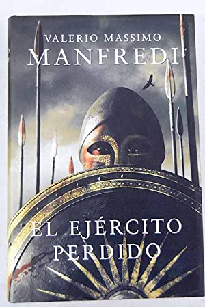 El ejército perdido: Manfredi, Valerio Massimo