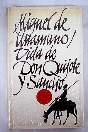 Vida de don Quijote y Sancho: Unamuno, Miguel de