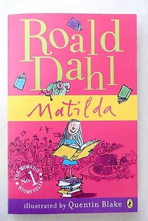 Matilda: Dahl, Roald; Blake,