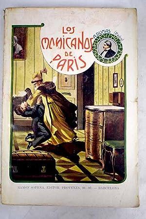 Los Mohicanos de Paris, tomo II: Dumas, Alejandro