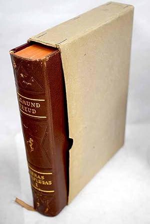 Obras completas, Tomo I: Freud, Sigmund