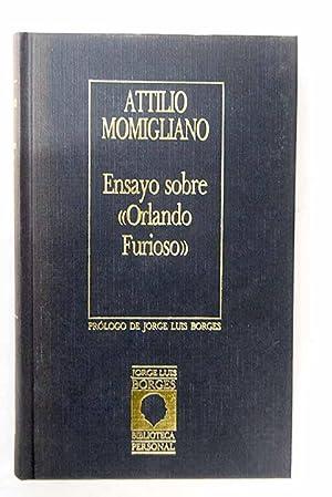"""Ensayo sobre """"Orlando Furioso"""": Momigliano, Attilio"""