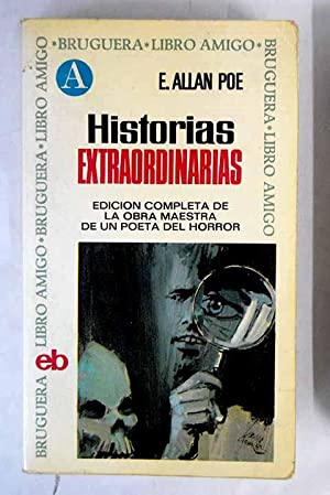 Historias extraordinarias: Poe, Edgar Allan