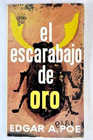 El escarabajo de oro: Poe, Edgar Allan
