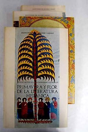 Primavera y flor de la literatura hispánica