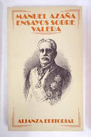 Ensayos sobre Valera: Azaña, Manuel