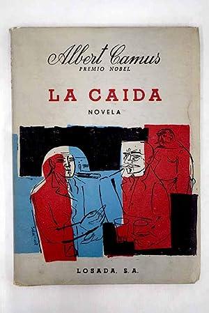 La caída: Camus, Albert