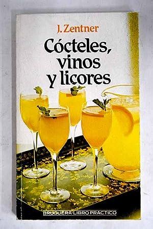 Cócteles, vinos y licores: Zentner, Jorge