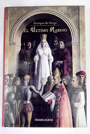 El último rabino: Diego, Enrique de