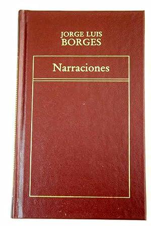 Narraciones: Borges, Jorge Luis