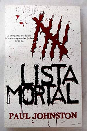Lista mortal: Johnston, Paul