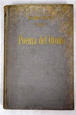 Poema del otoño y otros poemas: Darío, Rubén