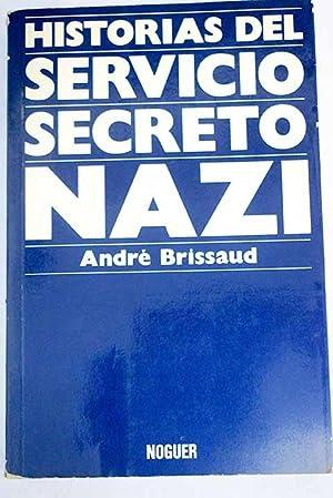 Historias del Servicio Secreto Nazi: Brissaud, André