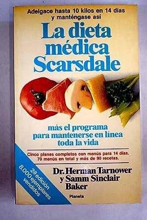 Dieta medica de scarsdale