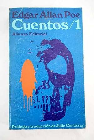Cuentos, volumen I de Poe, Edgar Allan: tapa blanda (1980