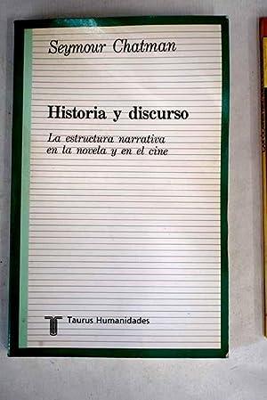 Seymour Chatman Historia Discurso Estructura Narrativa