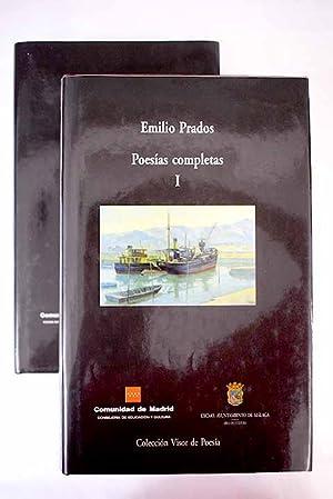 Poesías completas: Prados, Emilio