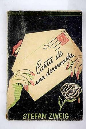 Carta de una desconocida: Zweig, Stefan