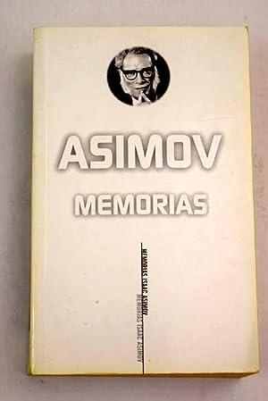 Memorias: Asimov, Isaac