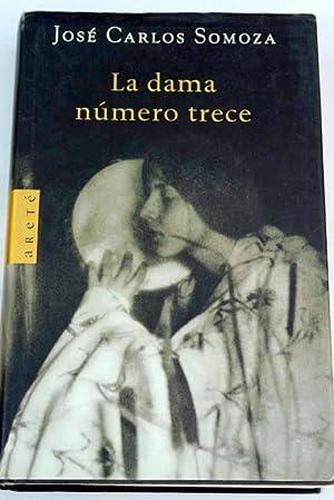 La dama número trece: Somoza, José Carlos