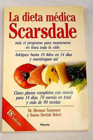 dieta medica scardale 14 dias