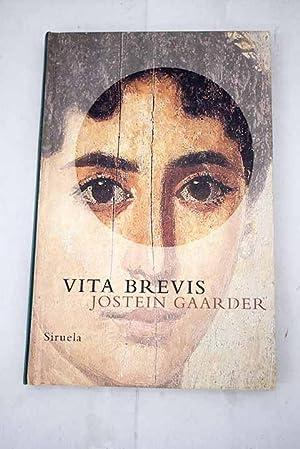 Vita Brevis (Spanish Edition) by Gaarder, Jostein: Siruela ...