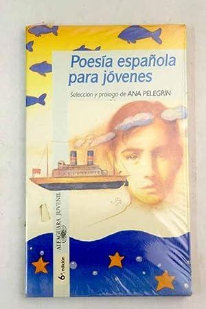 poesía española para jovenes - Iberlibro
