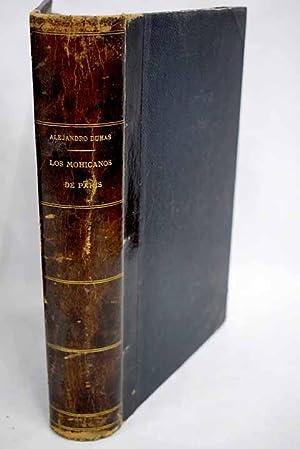 Los mohicanos de París: Dumas, Alejandro