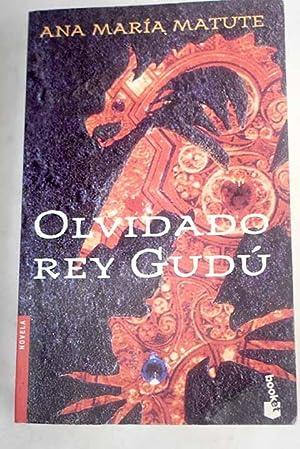 Olvidado rey Gudú: Matute, Ana María