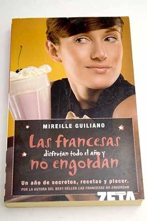 Las francesas disfrutan todo el año-- y: Guiliano, Mireille