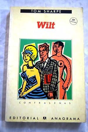 Wilt: Sharpe, Tom