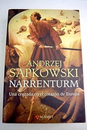 Narrenturm: Sapkowski, Andrzej
