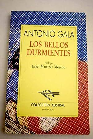 Los bellos durmientes: Gala, Antonio