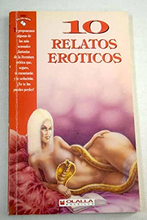 10 relatos eróticos