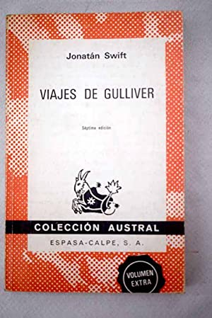 Viajes de Gulliver: Swift, Jonathan